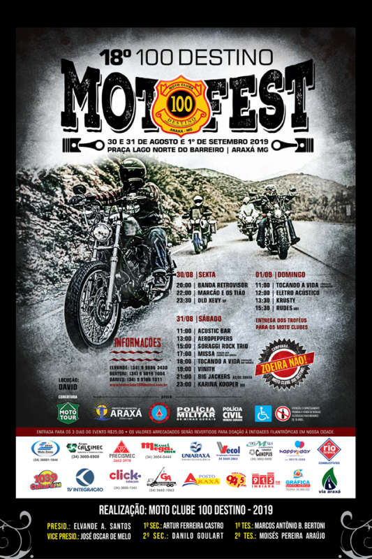 18º Motofest