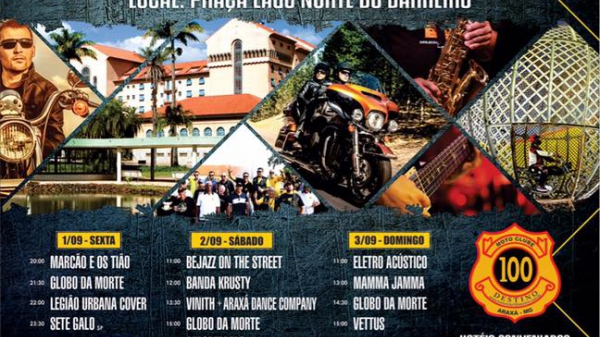 16º 100 Destino Motofest 2017