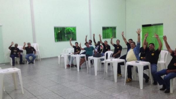 ELEIÇÃO DIRETORIA MC 100 DESTINO 2015